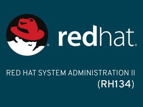 Red Hat System Administration II (RH134)