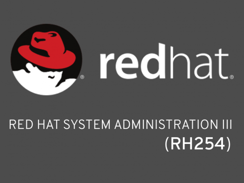 Red Hat System Administration III (RH254)
