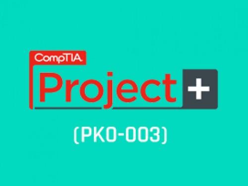 CompTIA Project+ (PK0–003)